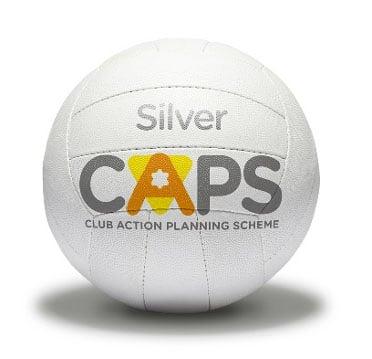 Silver Caps Award